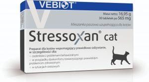 Stressoxan Cat 30 tabletek